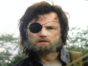 The Gov as Snake Plissken...