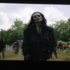 Creepy Clara Walker...I knew we would see her again!