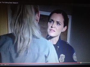 Officer Dawn goes on to tell Beth that