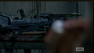 and daryls crossbow