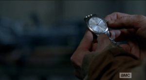 carol sees her watch