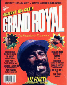 I think this was the one...I can't believe that was 20 years ago! Grand Royal was awesome.