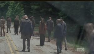 road walkers