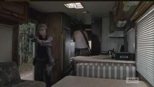 abraham and rostia clear the rv