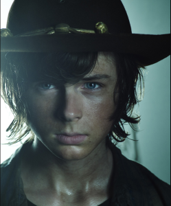 Carl Grimes still
