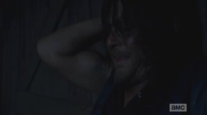 daryl bars the door
