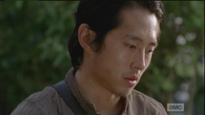 glenn talks about ragin face