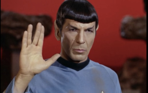 Live long and prosper, my WD darlings. <3 Spock forever!