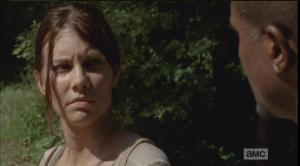 Maggie whirls on Gabriel.
