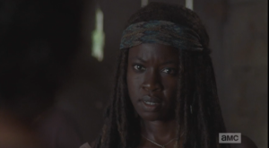 Michonne counters,