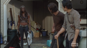 michonne says we need to stop