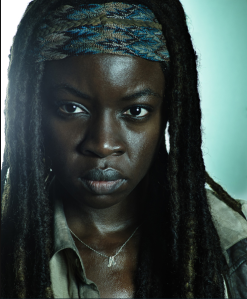 Michonne still