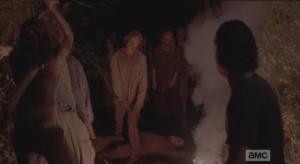 richonne's dance of the double katana