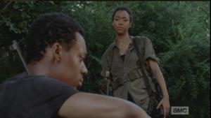 Sasha softens a bit, tells Noah,