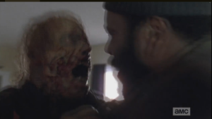 second act walker snapping at tyreese