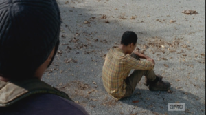 tyreese counsels noah