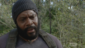 tyreese says he was there to save Judith