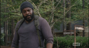 tyreese watches noah sob