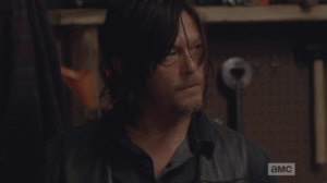 Aaron tells Daryl that another key part of him wanting Daryl to be a recruiter is that he knows that Daryl
