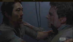 Aiden confesses to Glenn,