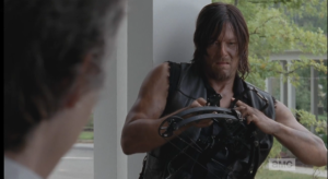 Daryl's look says it all.