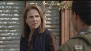 Maggie speaks up, tells Deanna that Sasha's