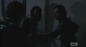 Glenn tells Noah,