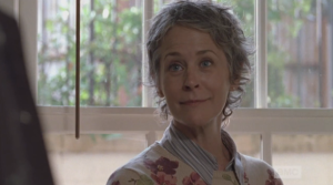 JL Carol gives Tobin a sweet smile, and thanks him for the kind offer.