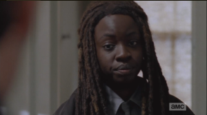 Richonne replies, after a moment, that she doesn't know