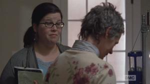 Olivia assures Carol that her applesauce secret