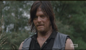 poor daryl watches buttons go down