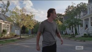 Rick be running and bugging.