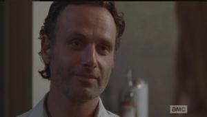 Rick looks at Jessie, says,