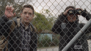 daryl and aaron fence 1