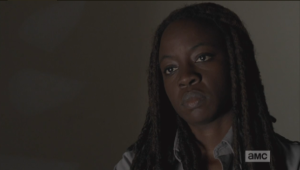 Michonne ain't buying it, and neither am I.