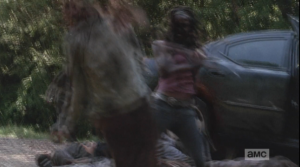 michonne flashback 2.5