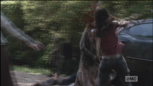 michonne flashback 2