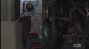 michonne flashback 3