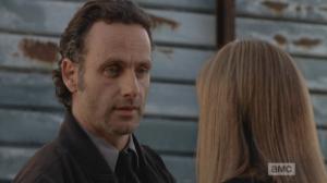 Rick looks at Deanna.