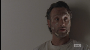 Rick looks around at the others in the room.
