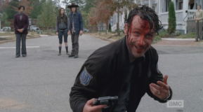 "Bloody Rick laughs at this. ""You mean me?"""