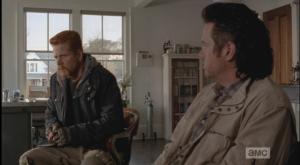 Eugene turns to Abraham.