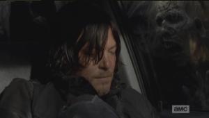 Daryl sadly muses that back at