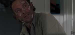 Rick takes a deep breath before continuing.