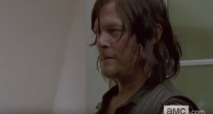 Daryl? Buddy? Why are you in that room, amongst the Rick-Haters?