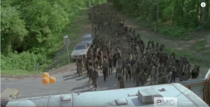 Because, ready or not, the walkers are coming...