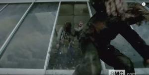 walkers be crashing through the window 4