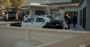 cop loads water