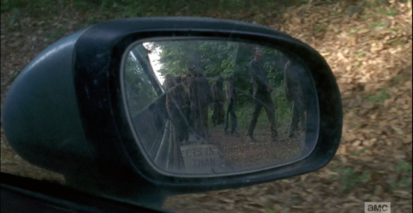 Back to the present, the Rearview Walkers seem to be going off the beaten path.