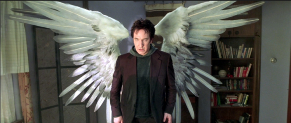 alan rickman angel